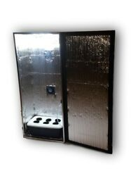 6 Site 3-4ft Tall Stealth Hydroponic Grow Box