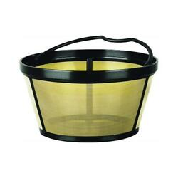 Mr. Coffee Reusable Coffee Filter Basket Style 8-12 Cup Fits All Machines Makers