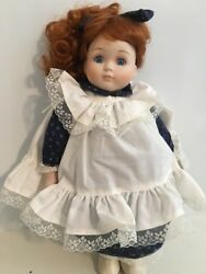 Geppeddo Dolls, I'm Musical, Porcelain, Tommorrow With Tags And Box