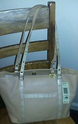 Brahmin Designer Leather Tote Bag New wTags