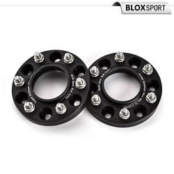 4x 25mm (1'' ) Premium Forged Wheel Spacers Adapters 6x5.5'' for Mazda BT50