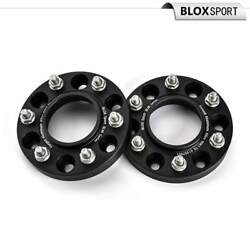 4Pcs 30mm Aircraft Aluminum Wheel Spacers Adapters 6x6.5'' for Mazda BT50