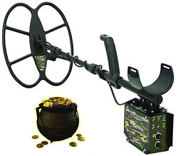 Detech Relic Striker Professional Metal And Gold Detector