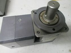 Parker Bayside Gearbox Right Angle Rs115-010-sh Ratio 101 Mtg Mz115-034 New
