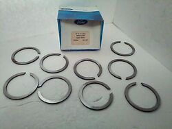 9 Pcs Nos Ford Snap Ring 8mth-7160
