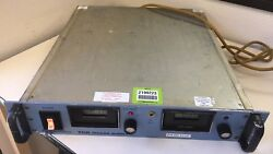 Electronic Measurements Tcr-20s30-1-d-ov Variable/adjustable Dc Power Supply