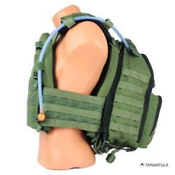Tarantula Gear Mk-1 Tactical Vest Carrier Molle Idf Military - Full Package And