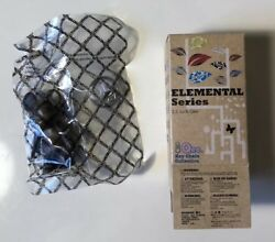 """Toy2r Limited 2.5"""" Qee Elemental Series Unopened Art Toy Chase Very Rare"""