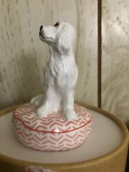 Royal Doulton Top Dogs Ollie Cocker Spaniel - New In Canister Box 701587255431
