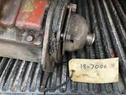 Manual Transmission For Mid 1930s Ford