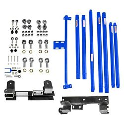 For Jeep Wrangler 97-06 Long-travel Long Arm Suspension Upgrate Kit Adjustable