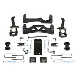 For Ford F-150 2014 Fabtech K2188 6 X 5 Basic Front And Rear Suspension Lift Kit