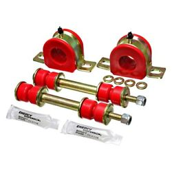 For Chevy Tahoe 95-99 Energy Suspension Front Greasable Sway Bar Bushings