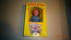 Brad Dourif Signed 12 Chucky Doll Child's Play Rare Play Partners Hard To Find