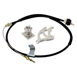 For Ford Mustang 1979-1993 RAM Clutches Deluxe Clutch Cable Kit