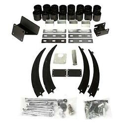 For Ram 2500 11-12 Performance Accessories 3 X 3 Front And Rear Body Lift Kit