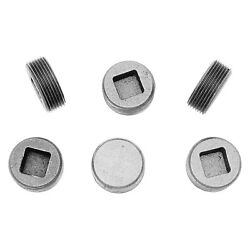 For Ford F-150 75-96 Ford Performance Engine Block Threaded Core Plugs