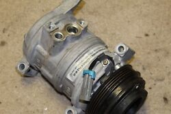 05 Chevy  Tahoe  AC Compressor used