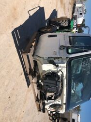 04 International 4300 Used BARE CAB & Doors w Side View Mirrors Some INTERIOR