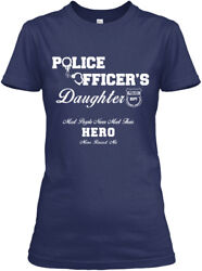 Police Officers Daughter Front Print - Most People Gildan Womenand039s Tee T-shirt