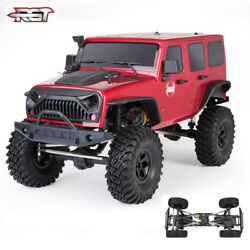 HSP 110 Scale 4wd RC Car Rock Crawler Monster Truck 4x4 Off-Road Waterproof RTR