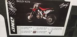 Crf250r One Industries Complete Graphics Kit And Plastics