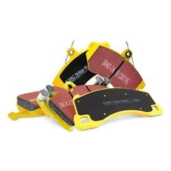 For Ford Expedition 2002-2006 Ebc Dp41651r Yellowstuff Front Brake Pads