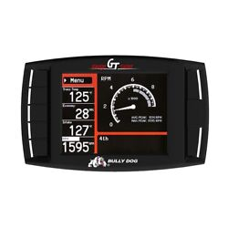 Bully Dog Gt Gas Monitor Tuner For Dodge And Chrysler Hemi Gas Free Overnight