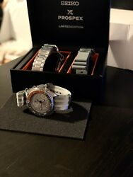 Seiko Prospex Srpd01k1 Dawn Grey Limited Edition 447of2018 Sold Out