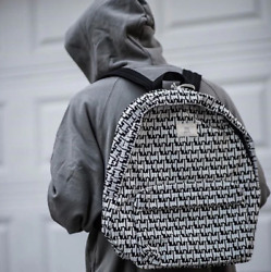 Fear Of God Sold out Printed Backpack Essentials FOG School Bag Brand New