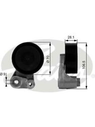 Gates DriveAlign Idler Pulley FOR BMW 5 SERIES E60 (38066)