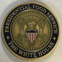 The White House Presidential Food Service Us Navy Since 1951 Challenge Coin