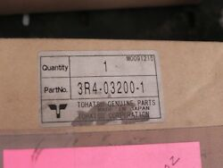 Nissan Tohatsu Outboard Carburetor Complete P 3r4032201 Brand New Msf6a2