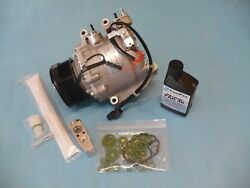 14-0250 A/c Ac Compressor Kit For 2008-2011 Civic 1.8l 2-dr Coupeand039s Only