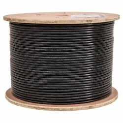 400' Cat-6 Outdoor Icky-pick Gel Filled Burial Uv Cable Without Connectors