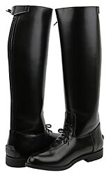 Fammz Mb-2 Women Ladies Motorcycle Police Riding Patrol Leather Tall High Boots