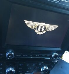bentley continental 2013 2014 2015 2016 2017 gps radio climate control