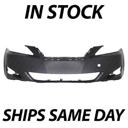 New Primered - Front Bumper Cover For 2006 2007 2008 Lexus Is250 Is350 06 07 08