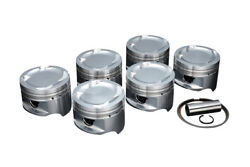 Tomei Forged Piston Kit - Fits Toyota 2jz-gte - 87mm