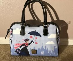 NWT Disney Parks Dooney And Bourke Mary Poppins Doctor Bag Purse Satchel