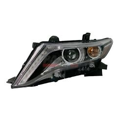 NEW HEADLIGHT ASSEMBLY HID BULBS LEFT FITS 2013-2016 TOYOTA VENZA 811500T030