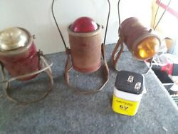 3 Portable Runway Lights Battery Operated