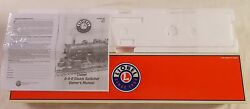 LIONEL #6-38606 SOUTHERN PACIFIC 0-4-0 LOCOMOTIVE SWITCHER AND TENDER--NIB!!