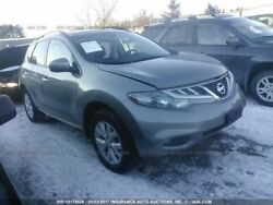 Front Bumper 4 Door Without Fog Lamps Fits 11-14 MURANO 405683