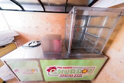 Churro Cart With Sink - Hot And Cold Water