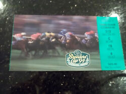 1994 Breeders' Cup Churchill Downs Clubhouse Ticket Stub