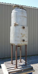 90 Gallon Jacketed Tank, Stainless Steel