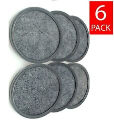 6 Mr. Coffee Replacement Charcoal Water Filter Disks For All Mr Coffee Makers