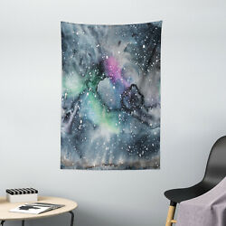 Psychedelic Tapestry Celestial Cosmic Print Wall Hanging Decor
