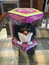 Furby 1998 70-800 Brand New Never Opened Clear Plastic Tape Never Opened